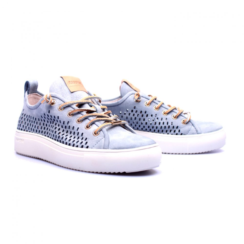 Blackstone Pl87 Baskets Bleu JNhYt